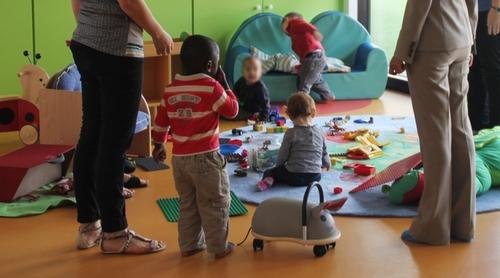 Rennes: Une crèche pour les enfants handicapés en projet au Blosne