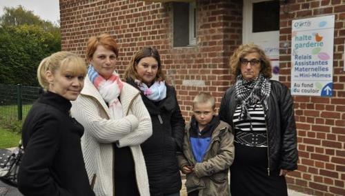 Marquion : la fronde se lève pour sauver la «très utile» halte-garderie
