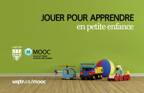 [Canada] «Jouer pour apprendre en petite enfance»: nouveau cours en ligne gratuit