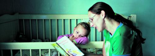 [Suisse] Le livre, le nouveau doudou des bébés