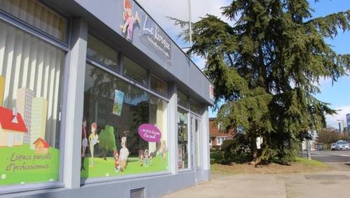 Arras : ouvert il y a un an, le Kiosque est devenu le royaume de la petite enfance