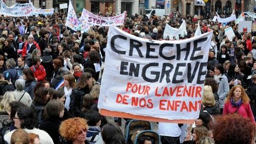 Toulouse : grève chez les agents municipaux