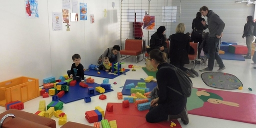 Enfance : petit tour des lieux et modes de garde