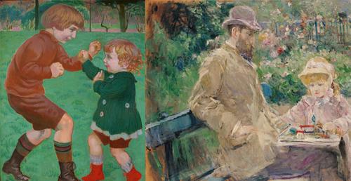 L'Art et l'enfant au musée Marmottan