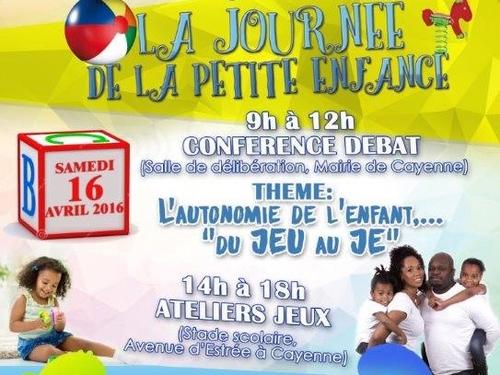 [Guyane] 3ème Journée de la petite enfance