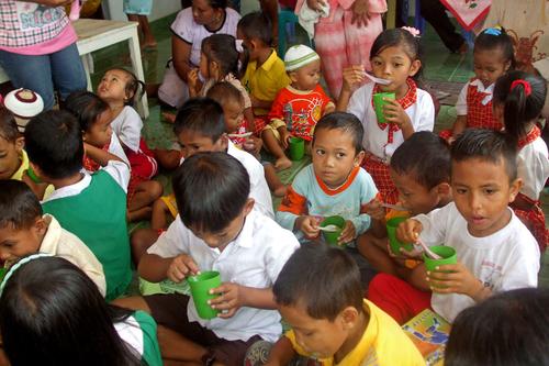 L'UNICEF et la Banque mondiale appellent à investir dans le développement de la petite enfance