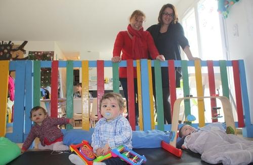 Mirepoix : les structures d'accueil de la petite enfance