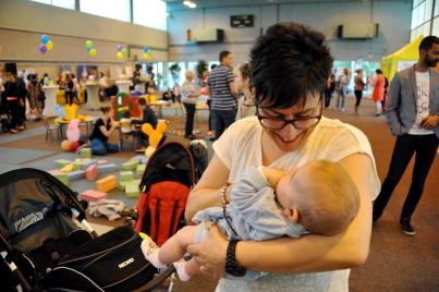 1er Salon des bouts d'choux à Thionville : « Un espace autour de la parentalité »