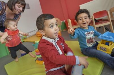 Nancy : un nouveau pôle petite enfance rue saint-thiébaut