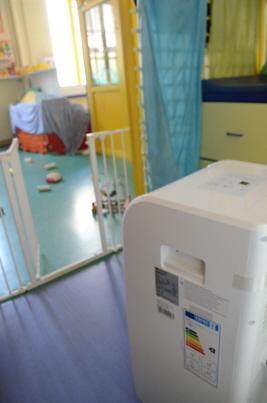 le Grand Chalon prend des mesures pour garantir une température agréable dans les structures d'accueil petite enfance