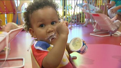 L'accueil Petite Enfance à Besançon