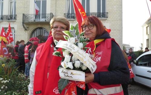 Deuil-la-Barre : manifestation contre la fermeture de la crèche