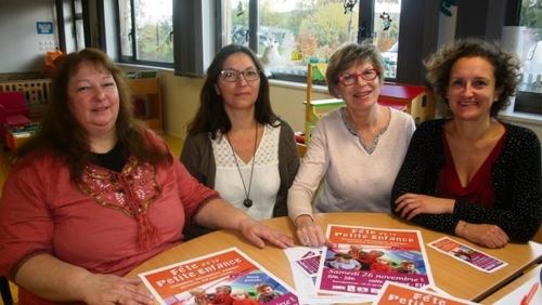 Eu : le collectif réunissant la ludothèque, les assistantes maternelles et les multi-accueils propos