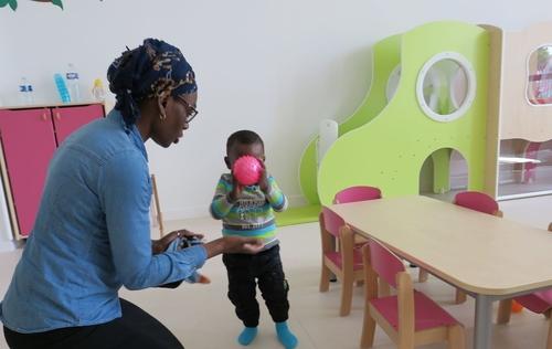 Gargenville : Jean Epstein parle petite enfance
