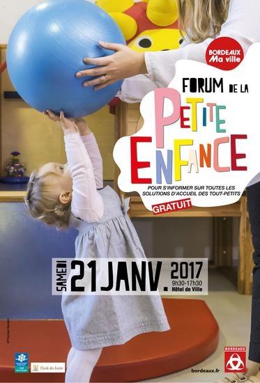 [Bordeaux] Forum de la petite enfance