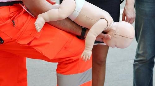 Saint-Malo. Initiation aux premiers secours enfant et nourrisson