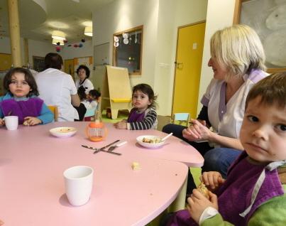 Petite enfance : l'agglomération d'Epinal monte la garde