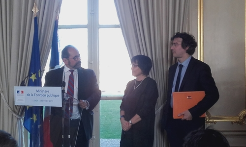 Evolution professionnelle des Atsem : Annick Girardin en appelle aux maires
