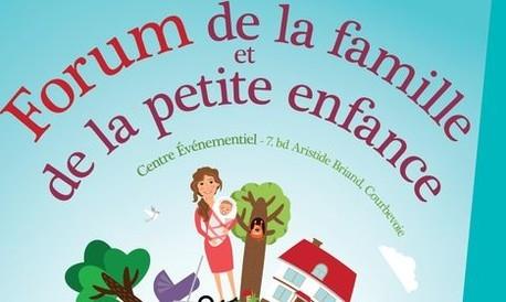 Forum de la famille et de la petite enfance à Courbevoie