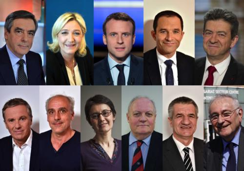 Présidentielle 2017 : la petite enfance dans le programme des candidats