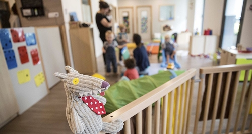 Les crèches privées pourraient accueillir immédiatement 10.000 enfants de plus