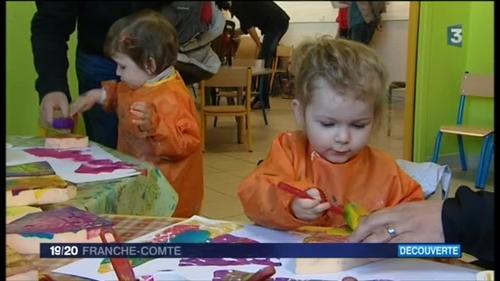 """""""Vu d'ici"""" à la fête de la petite enfance à Moirans-en-Montagne"""