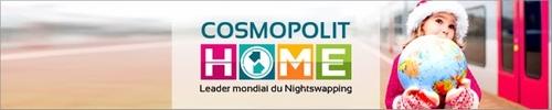 Avec Cosmopolit Home, offrez-vous des voyages gratis sous le sapin