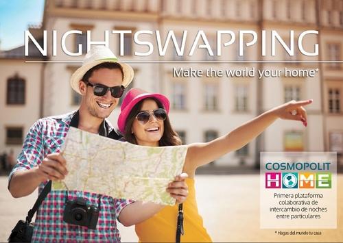 Nightswapping, una nueva forma de viajar.