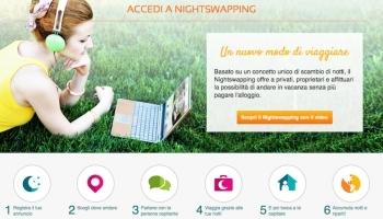 Scambio ospitalità: dormire gratis con il Nightswapping
