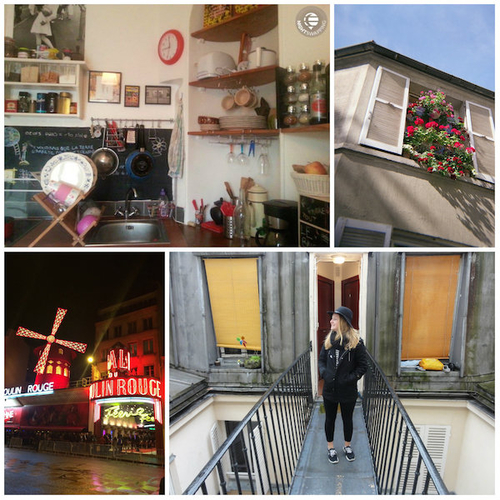 Voor niks overnachten in Parijs