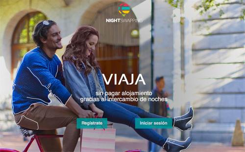 NightSwapping, la plataforma de intercambio de alojamientos