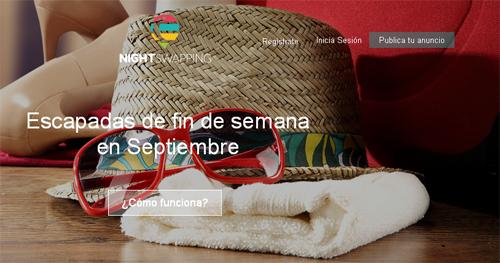 Recorrer España en septiembre alojándose en casas de otros viajeros