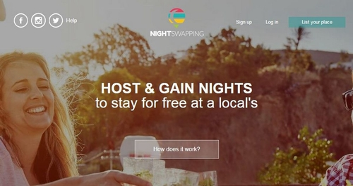 Nightswapping: Find out how to stay wherever you want in the world - for free!