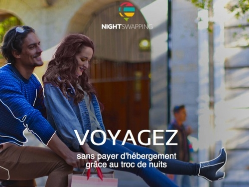 NightSwapping : le troc pour voyager sans payer
