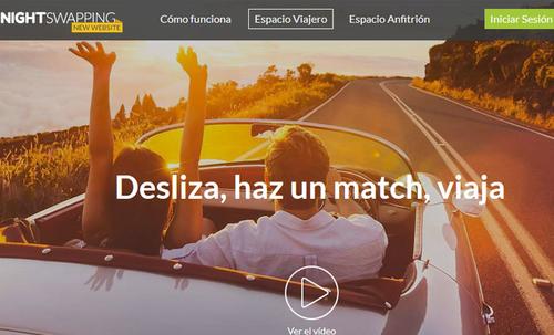 NightSwapping, la app que canjea hospedajes gratis en el mundo
