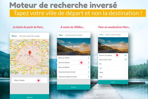 Nightswapping lance un moteur de recherche inversé pour trouver votre future destination de voyage