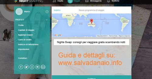 Nights Swap: consigli per viaggiare gratis scambiando notti - See more at: http://www.salvadanaio.in