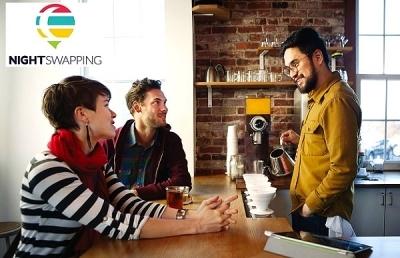 NightSwapping promueve modelo de negocio basado en trueque de alojamientos