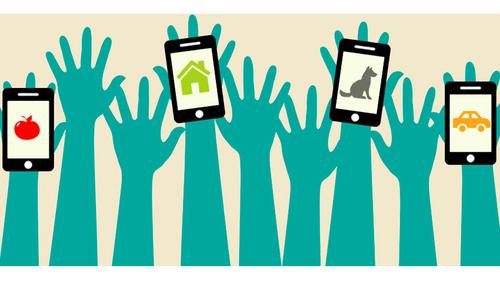 Uno de cada tres internautas españolas usa economía colaborativa