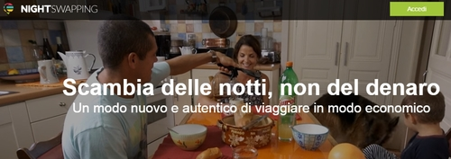Nightswapping raggiunge i 30mila iscritti in Italia e lancia il motore di ricerca a funzionamento in