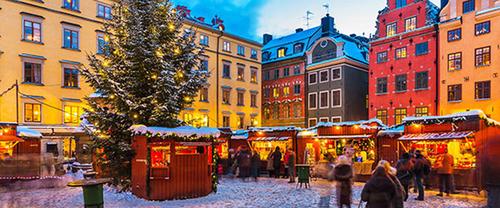 Con NightSwapping viaggiare a Natale non è un lusso, ma un'opportunità