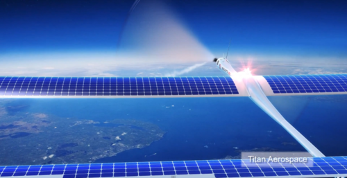 Facebook's flying solar drones to deliver internet to the 3rd world