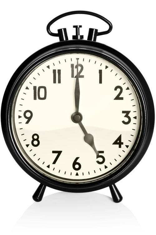 Move the Clocks Forward at 4pm on Friday