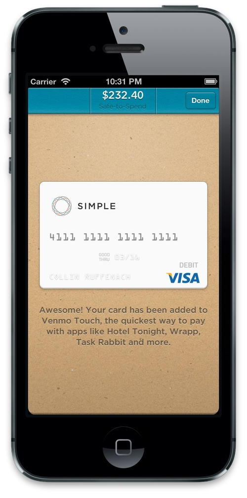 Banking Startup Simple Acquired For $117M by BBVA