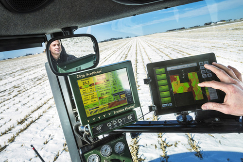 Big Data Comes to the Farm, Sowing Mistrust