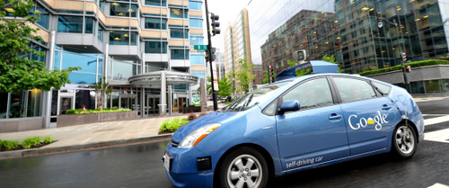 Google releases self-driving car video, internet goes crazy