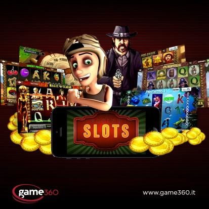 Slot Suite App: Sisal.it launches the new mobile slot suite by Game360