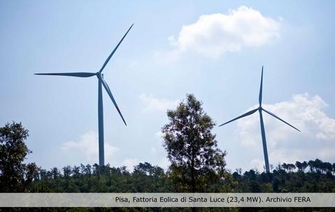 FERA eolico: Eurostat e nostro contributo alla transizione energetica