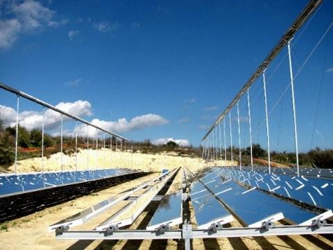 Fera rinnovabil: Gruppo FERA, CSP-F, Solare a concentrazione a Solarexpo 2015