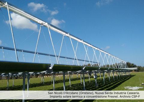 Cesare Fera: Oristano, Energia solare pulita per l'agroalimentare di qualità